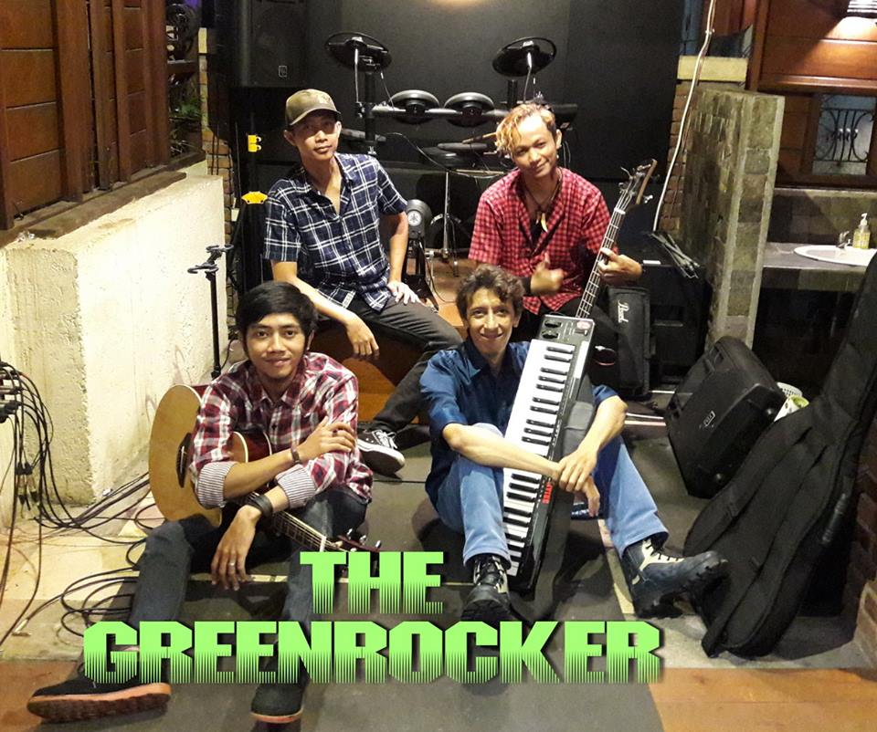 Greenrocker band